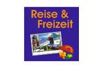 Reise & Freizeit 2014. Логотип выставки