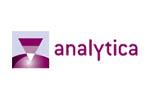 ANALYTICA 2018. Логотип выставки