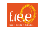 F.RE.E - FREIZEIT, REISEN, ERHOLUNG 2017. Логотип выставки