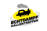 Echtdampf-Hallentreffen 2014. Логотип выставки