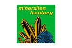 Mineralien hamburg 2018. Логотип выставки