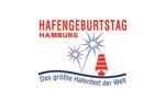 HAFENGEBURTSTAG HAMBURG 2018. Логотип выставки