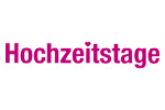 Hochzeitstage Hamburg 2019. Логотип выставки