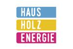 HAUS | HOLZ | ENERGIE 2019. Логотип выставки