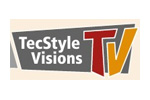 TV TecStyle Visions 2020. Логотип выставки