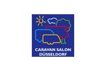 Caravan Salon Dusseldorf 2016. Логотип выставки