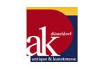 Antique- & Kunstmesse Dusseldorf 2010. Логотип выставки