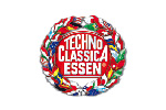 Techno-Classica Essen 2018. Логотип выставки
