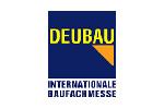 DEUBAUKOM 2018. Логотип выставки