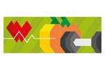 Мир фитнеса и красоты 2010. Логотип выставки
