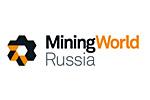 MiningWorld Russia 2018. Логотип выставки