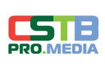 CSTB. Telecom & Media 2019. Логотип выставки