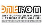 Электроника систем связи и телекоммуникаций 2009. Логотип выставки