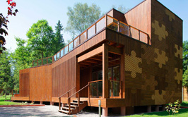 «Актуальные мысли о деревянном домостроении»