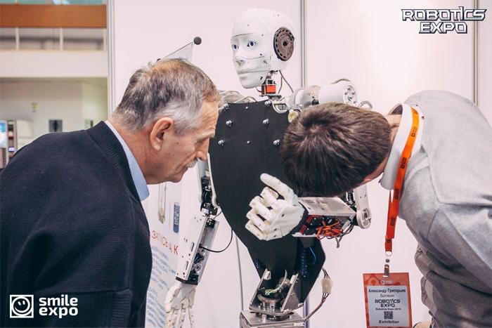 Выставка робототехники Robotics Expo